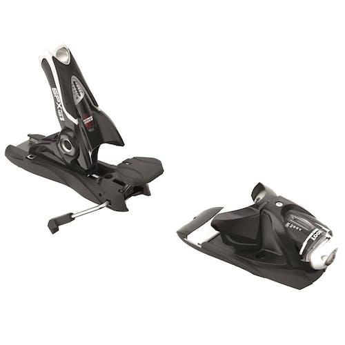Look SPX 12 Dual Ski Bindings Black-white 120mm