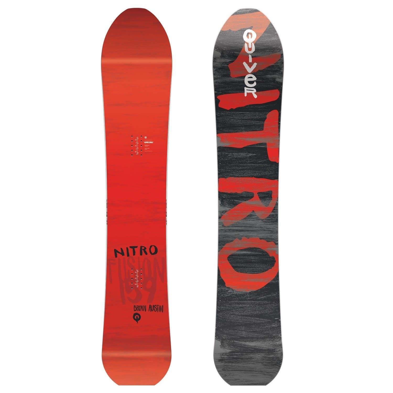 Nitro Quiver Fusion  Snowboard · 2020