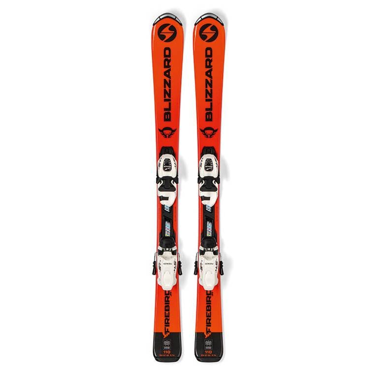 Blizzard Firebird JR. 4.5 Skis · 90 cm