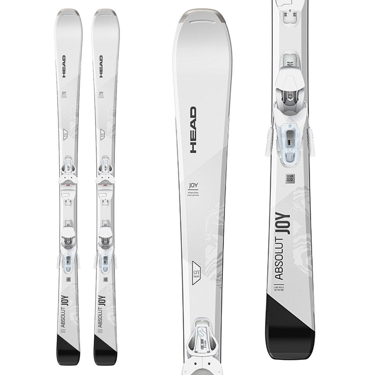Head Absolut Joy Slr Joy Pro Women's Skis with Joy 9 Gw Bindings · 2022
