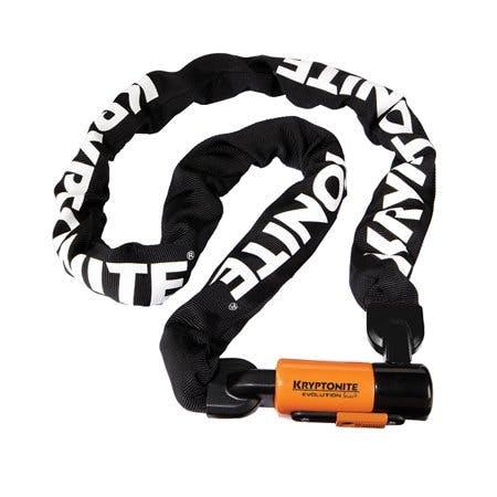 Kryptonite Evolution 1016 Mini 10mm Chain Bicycle Lock