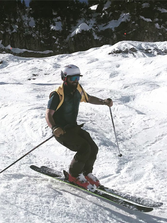 Ski Expert Thomas Harari