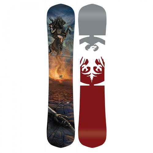 NEVER SUMMER - PEACEMAKER SNOWBOARD - 158
