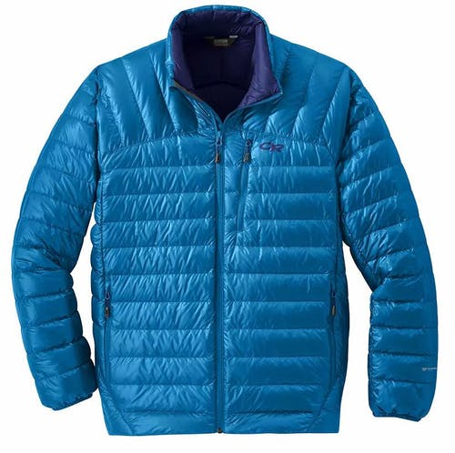 OUTDOOR RESEARCH - HELIUM DOWN JACKET M - SMALL - Cascade