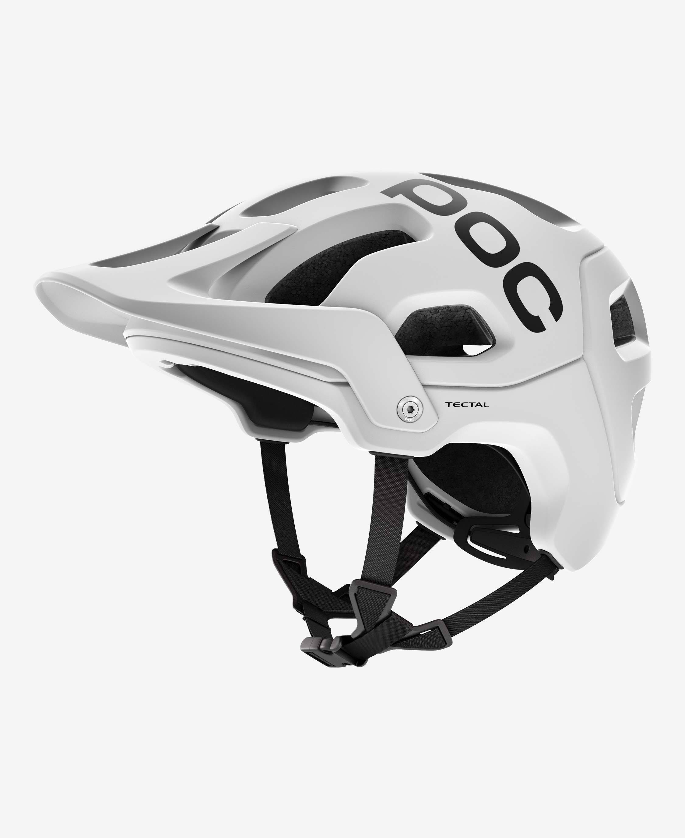 POC Tectal Helmet-Hydrogen White