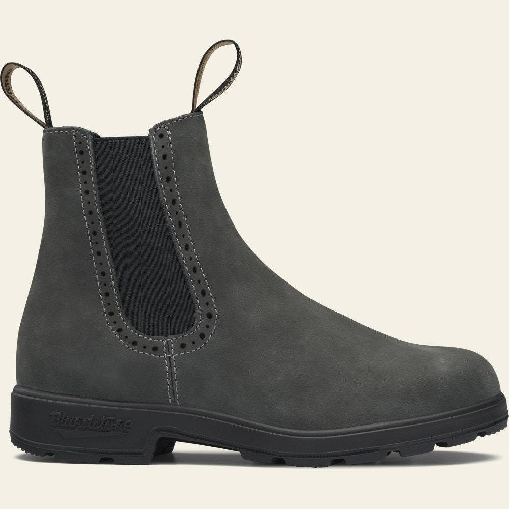 Blundstone 1630 - Women's Originals High Top Boots in Rustic Black, Size 5.5