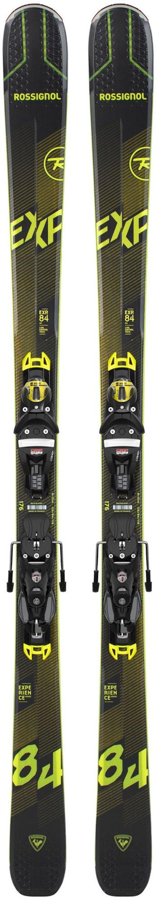 Rossignol Experience 84 AI Skis + SPX 12 Konect Gw Bindings · 2021