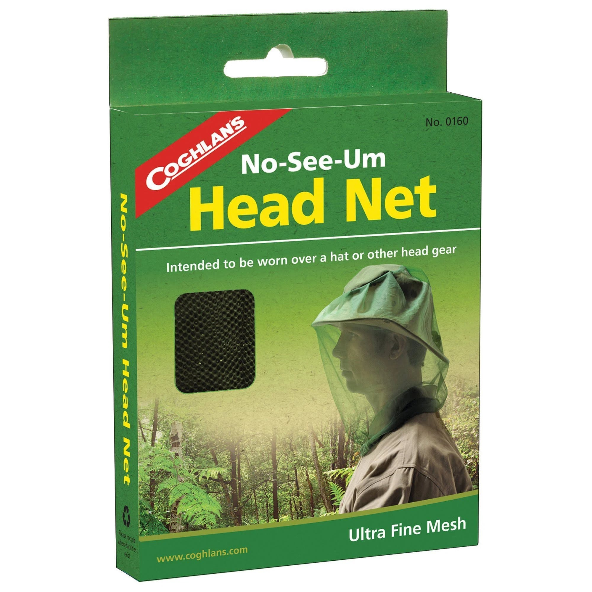 Head Net - No-See-Um