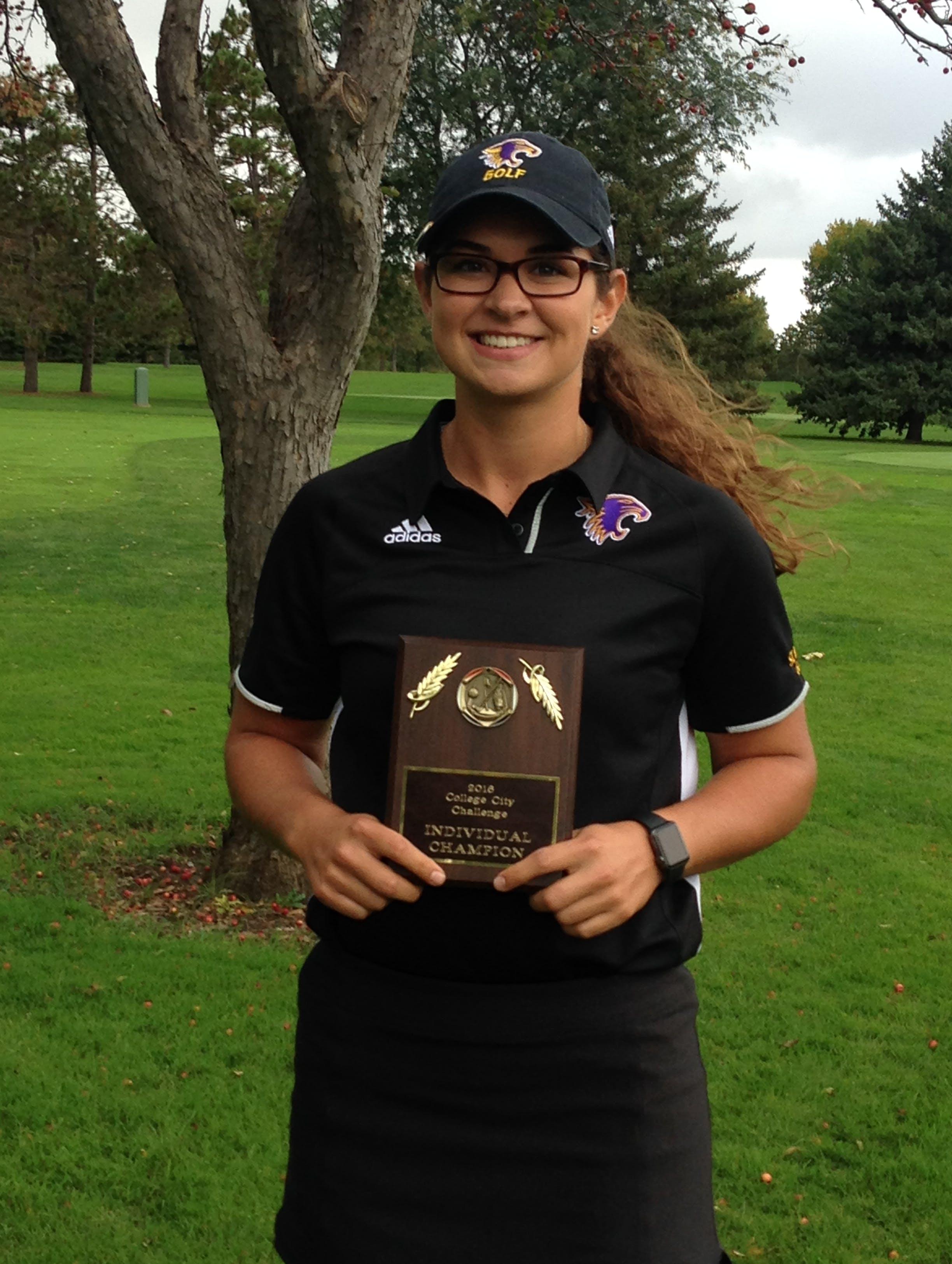 Golf Expert Kaitlyn A