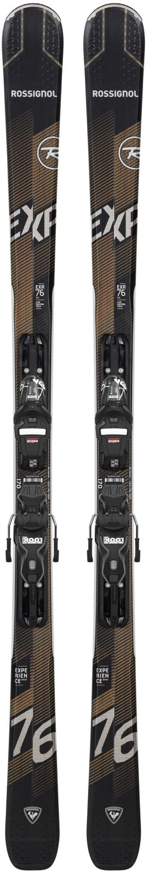 Rossignol Experience 76 CI Skis + Xpress 11 Gw Bindings · 2021