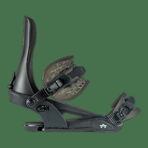 Rome Men's Crux Snowboard Bindings · 2021