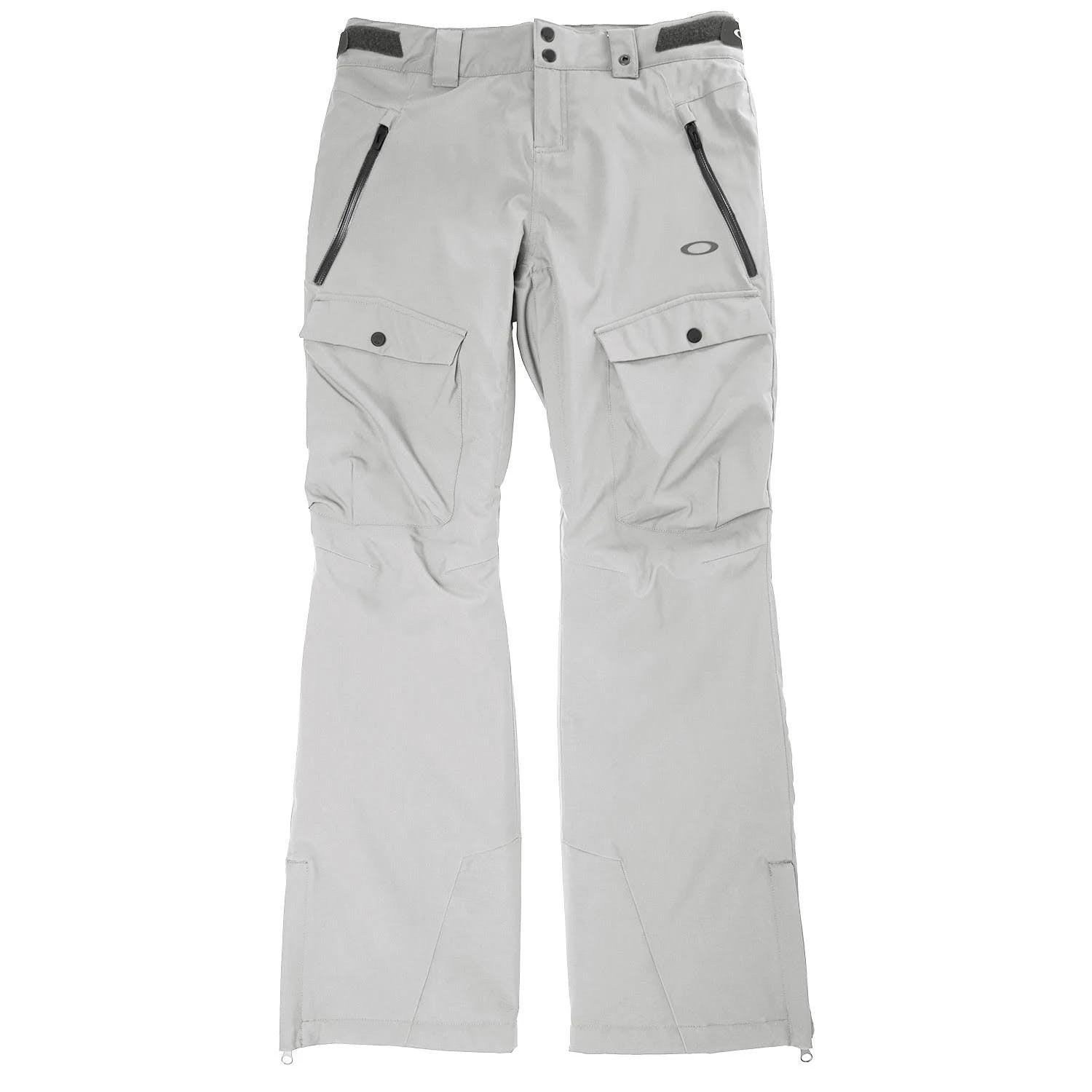 Oakley Women's Snow Insulated 10K/2L Pant Large Light Grey