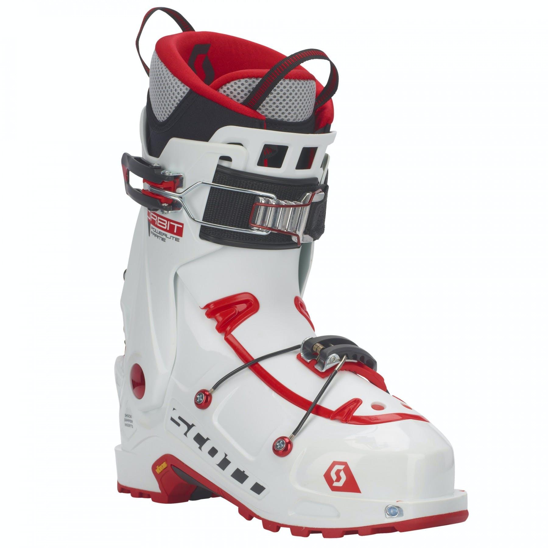 Scott Orbit AT Ski Boots 23.5 White/white