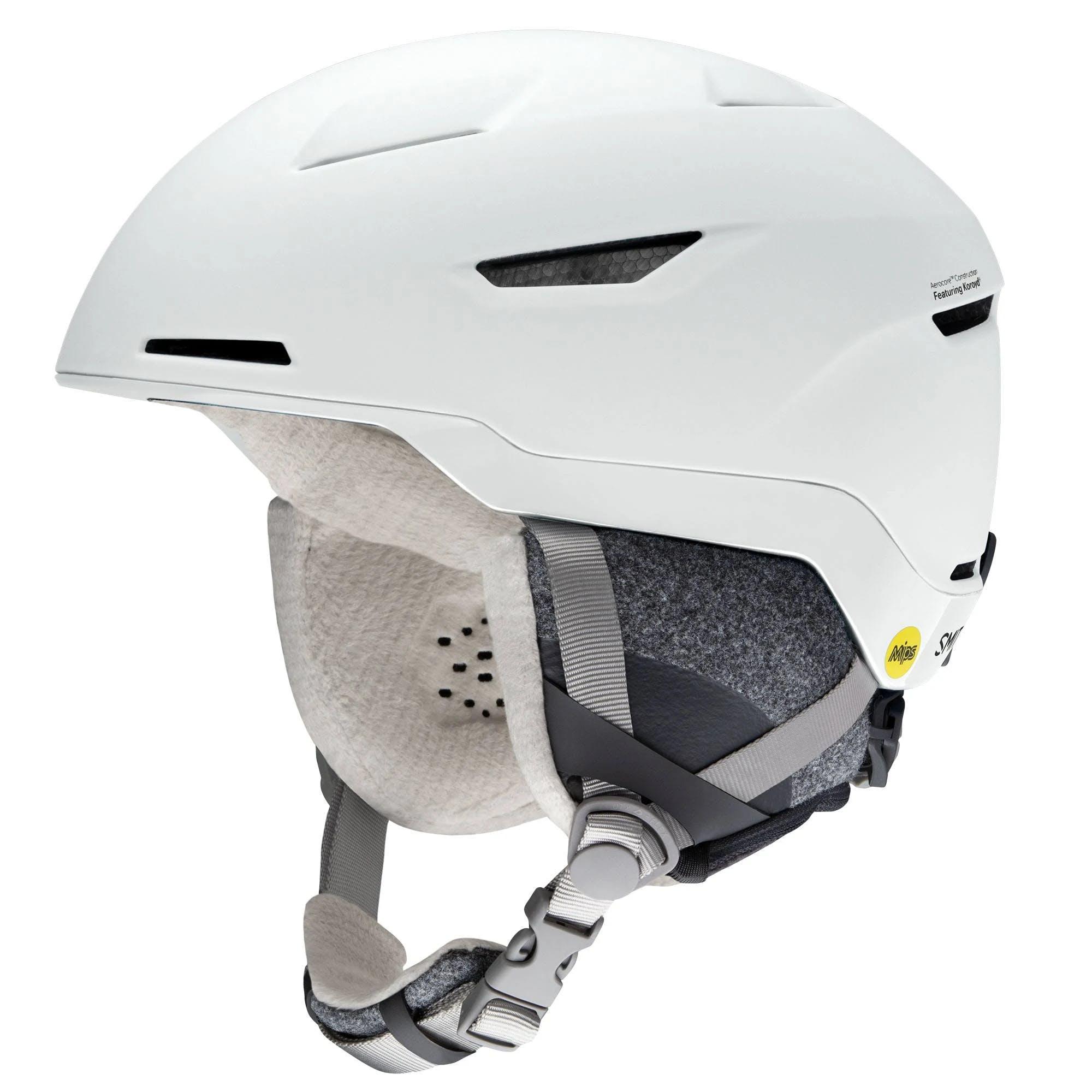 Smith Vida MIPS Helmet Matte Satin White M