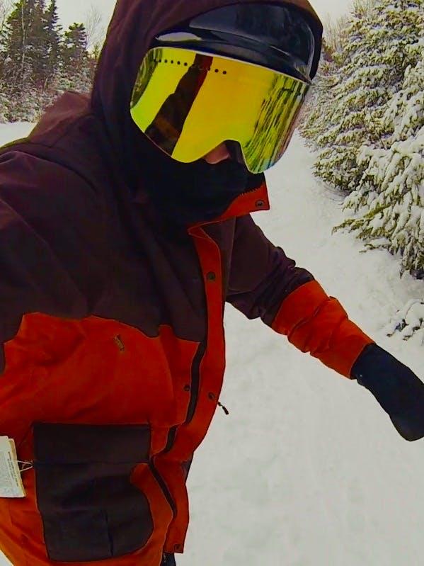 Winter Sports Expert Justin Velasquez