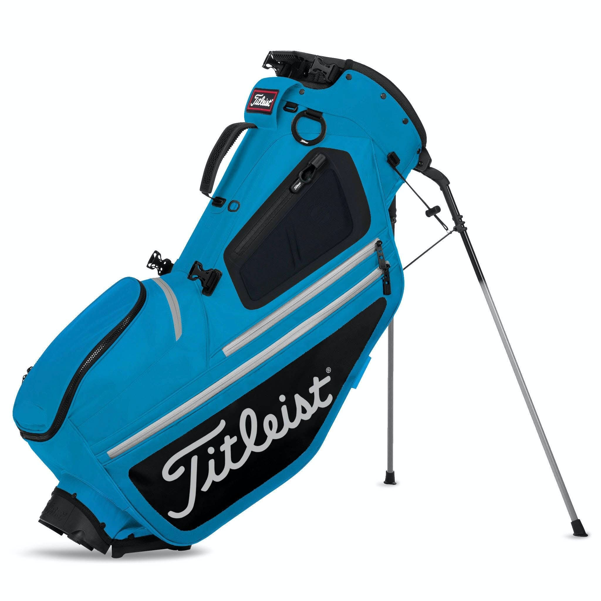 Titleist Hybrid 5 Stand Bag Process blue/navy