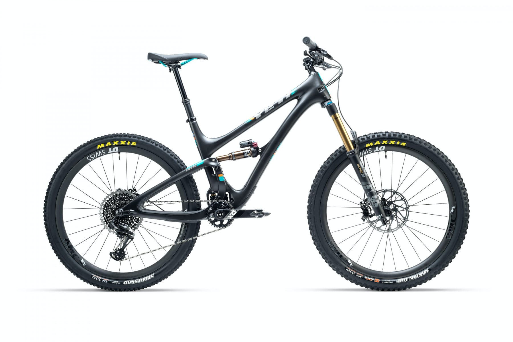Yeti SB5 Carbon Lunch Ride Mountain Bike
