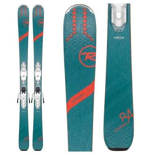 Rossignol Experience 84 AI Skis with Xpress 11 Gw Bindings