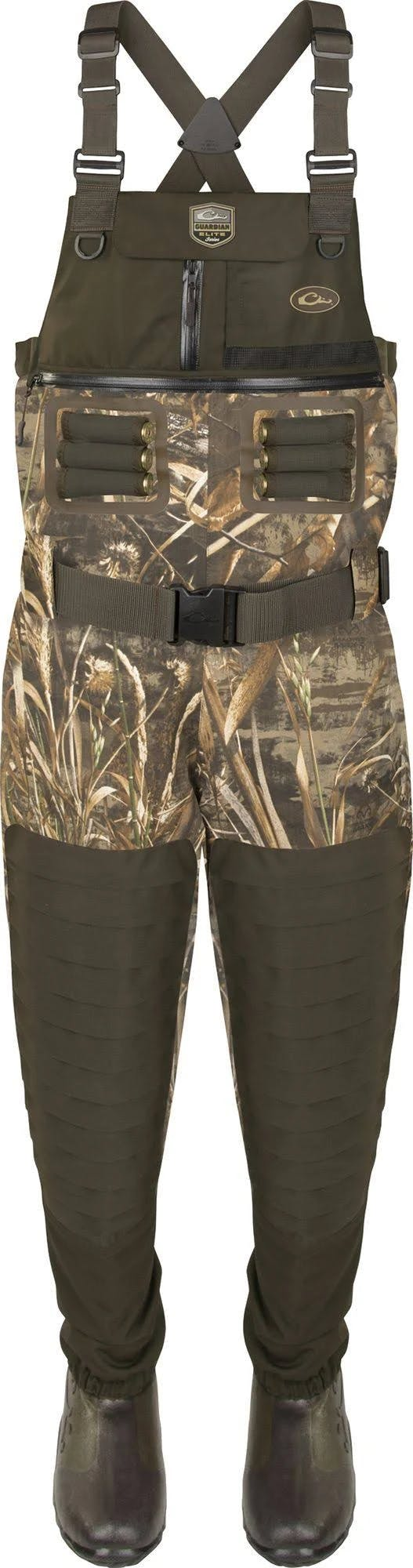 Guardian Men's Elite 6-Layer 4-in-1 Chest Wader, 8 - Waders at Academy Sports