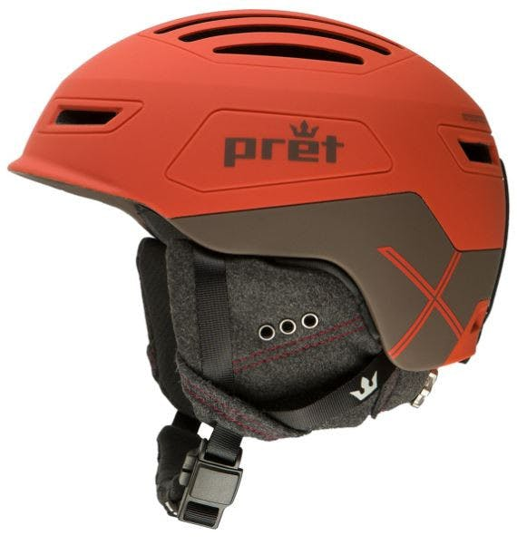 Pret Cirque X Helmet Small Ember