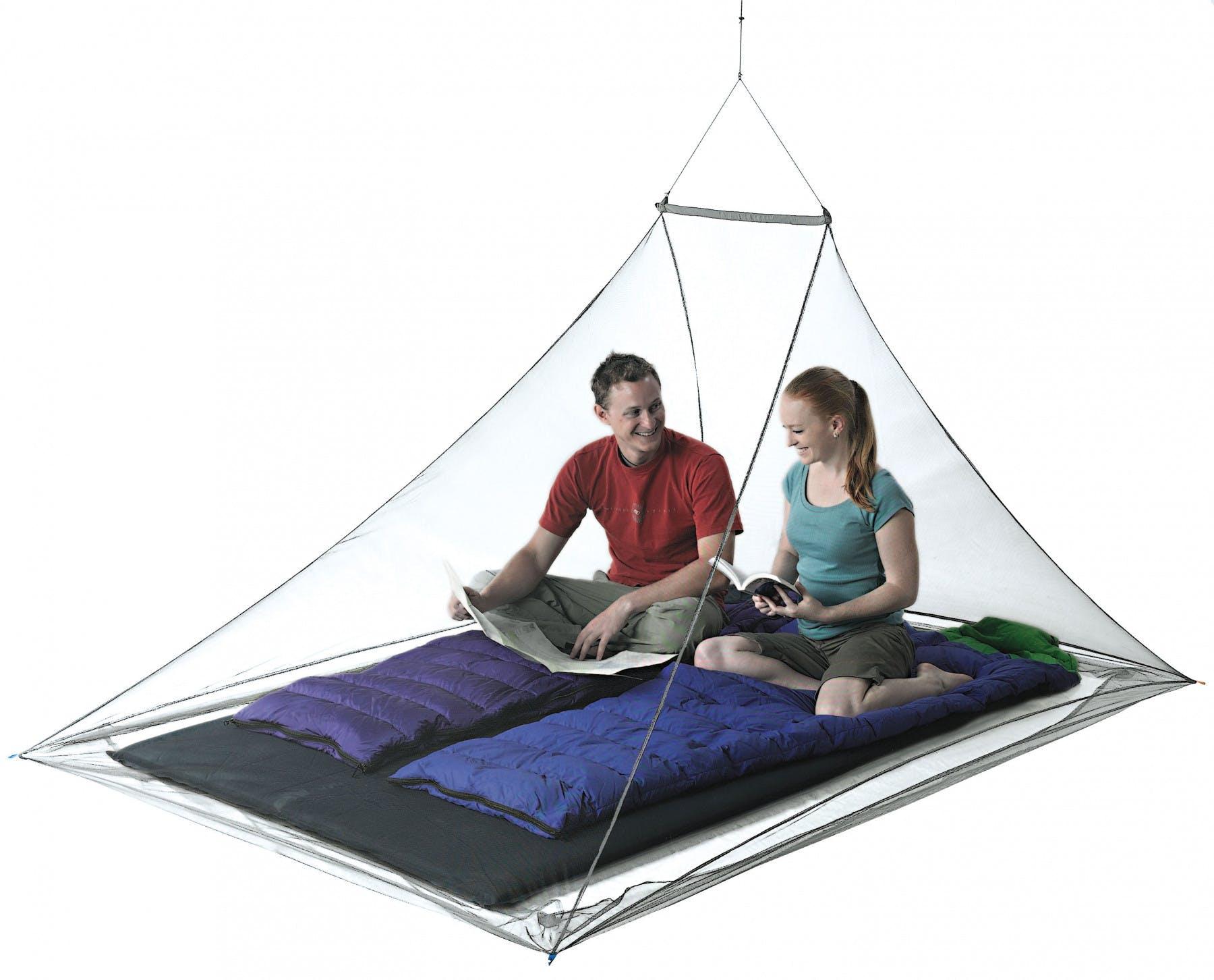 Sea To Summit - Nano Pyramid Net Shelter - Double