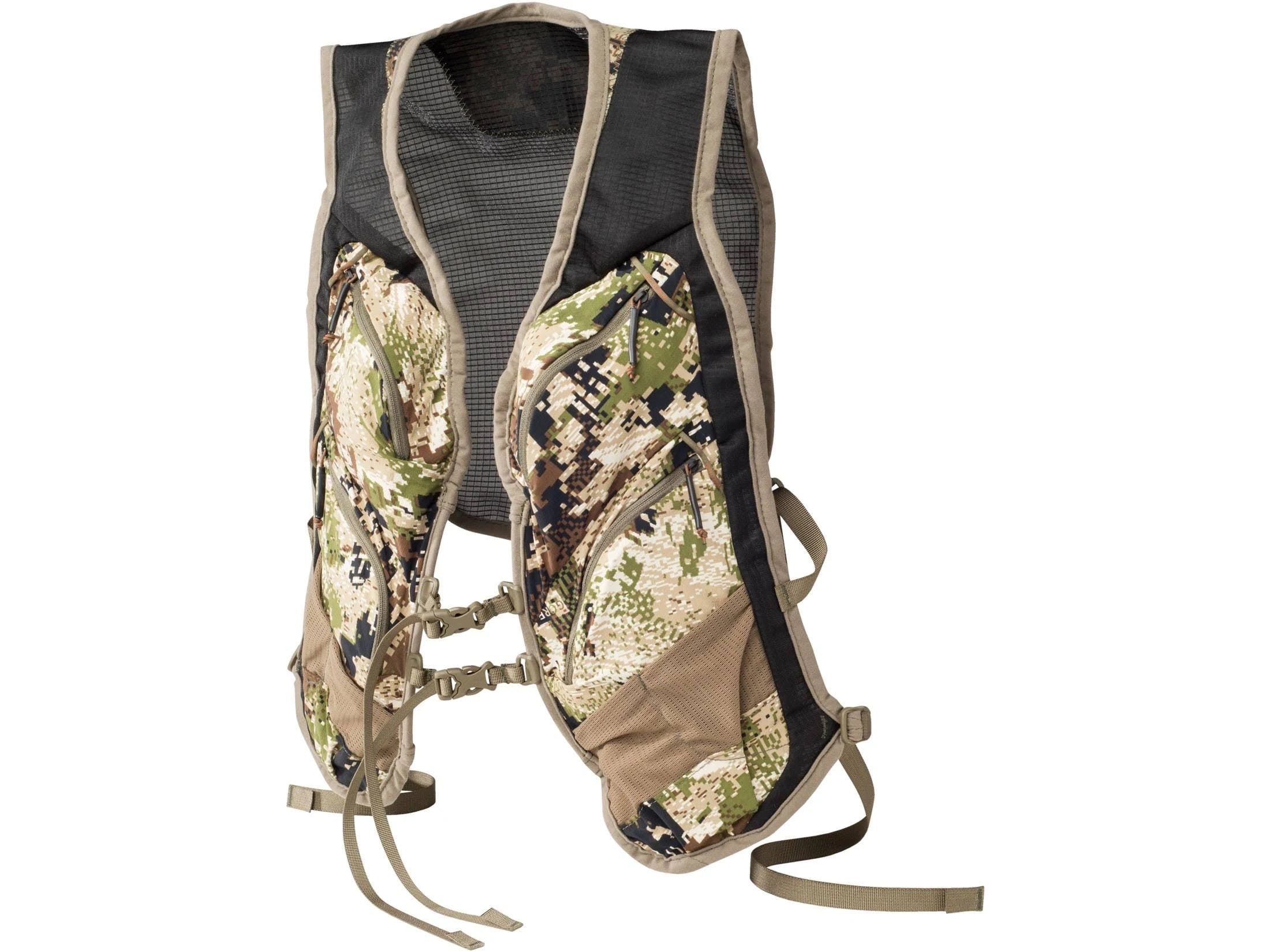Sitka Ascent Vest, Optifade Subalpine