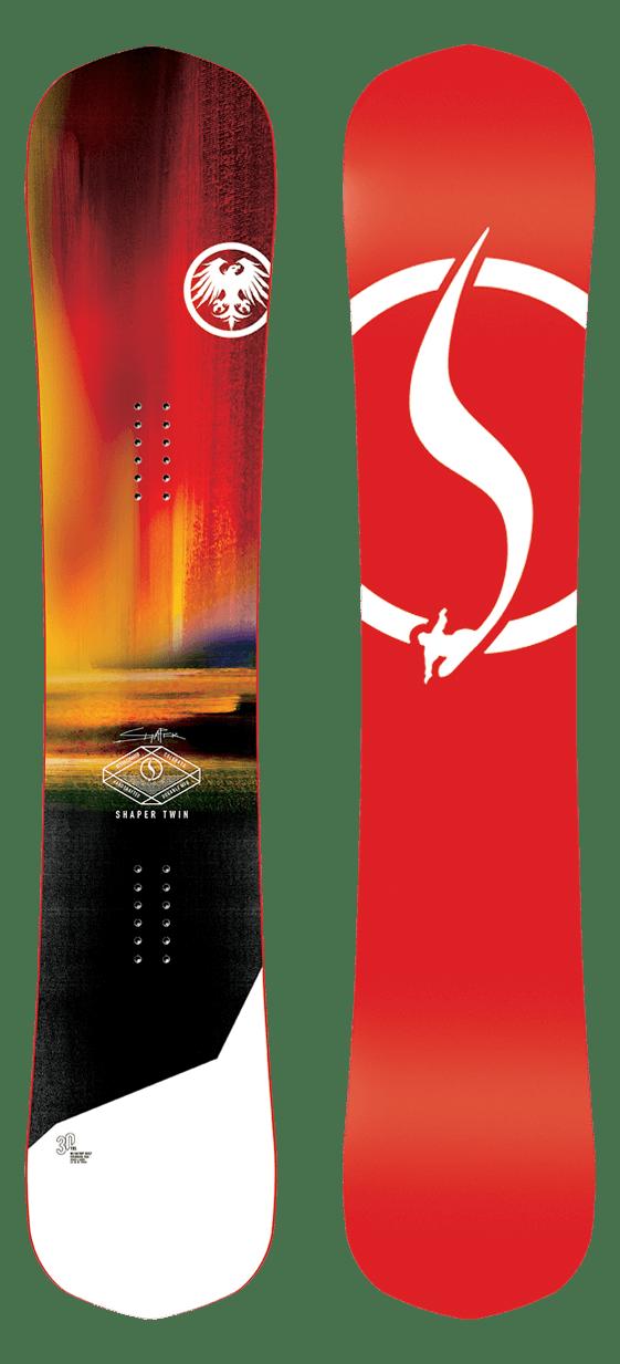 Never Summer Shaper Twin Snowboard · 2021