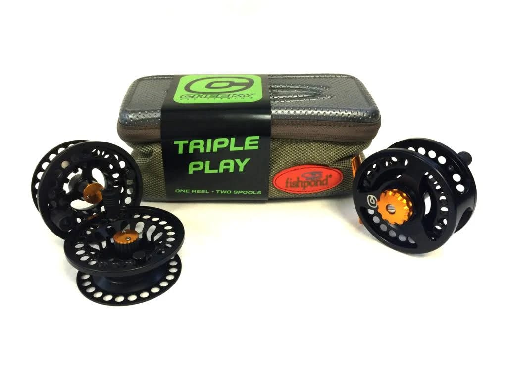 Cheeky Fishing - Tyro 375 Triple Play