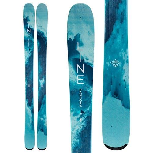 Line Skis Pandora 94 Skis · 2020