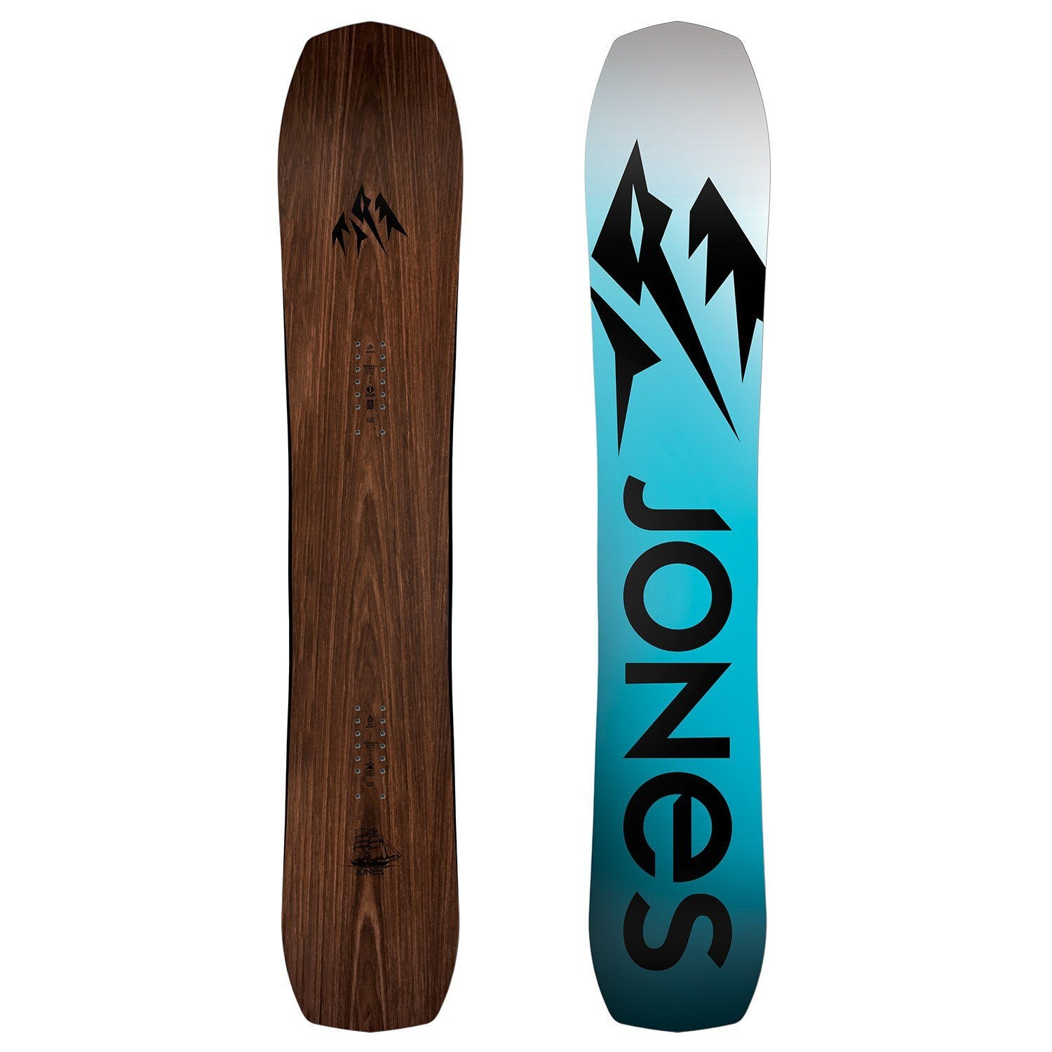 Jones Flagship Snowboard · 2021