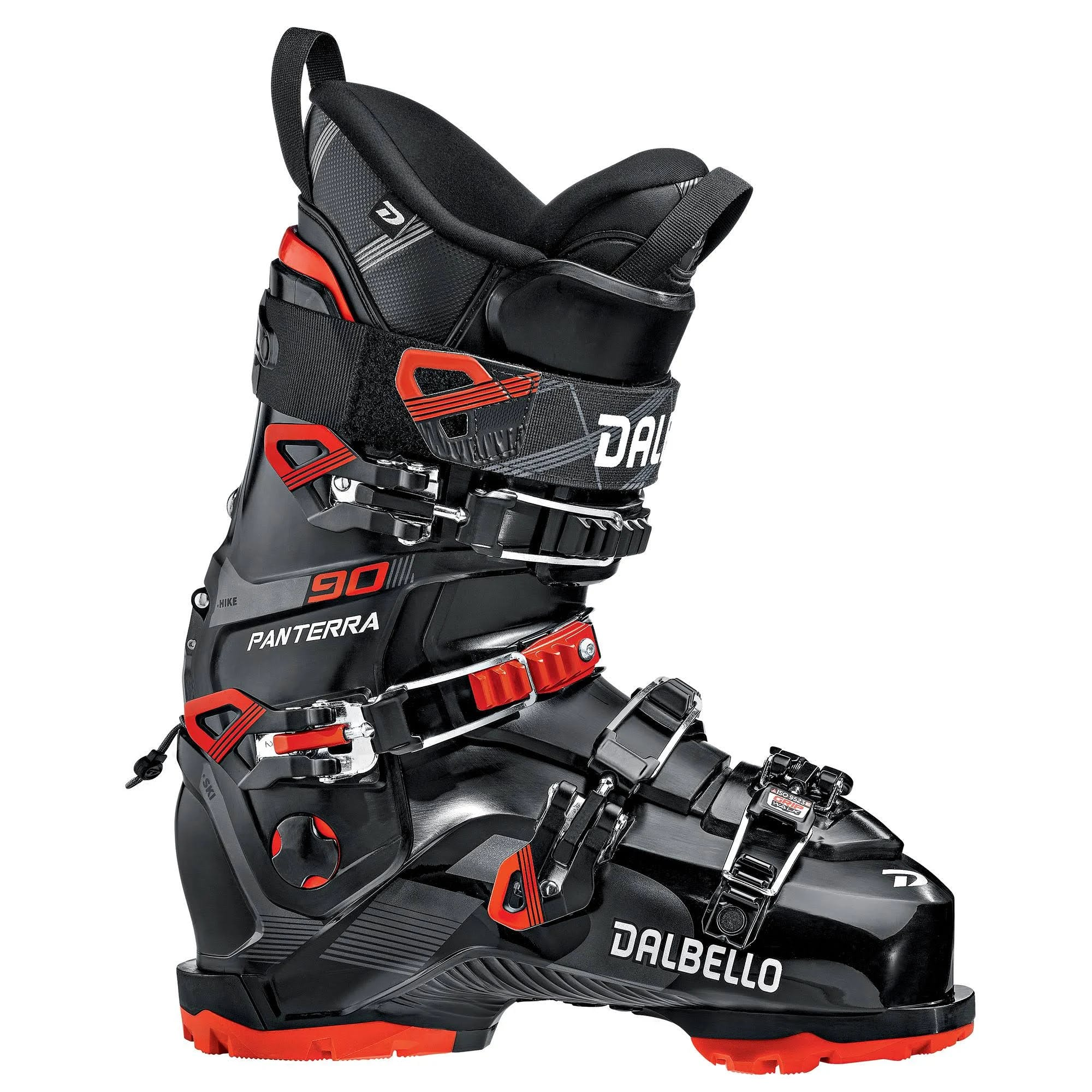 Dalbello Panterra 90 Gw Ski Boots 26.5 Black/red