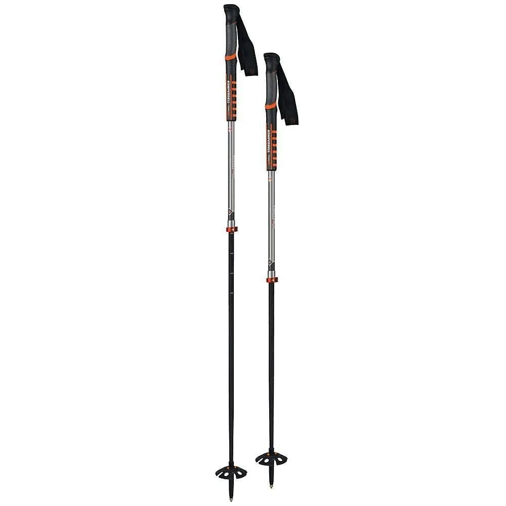 Komperdell Komperdell Carbon C7 Light 110-145 Cm Ski Poles
