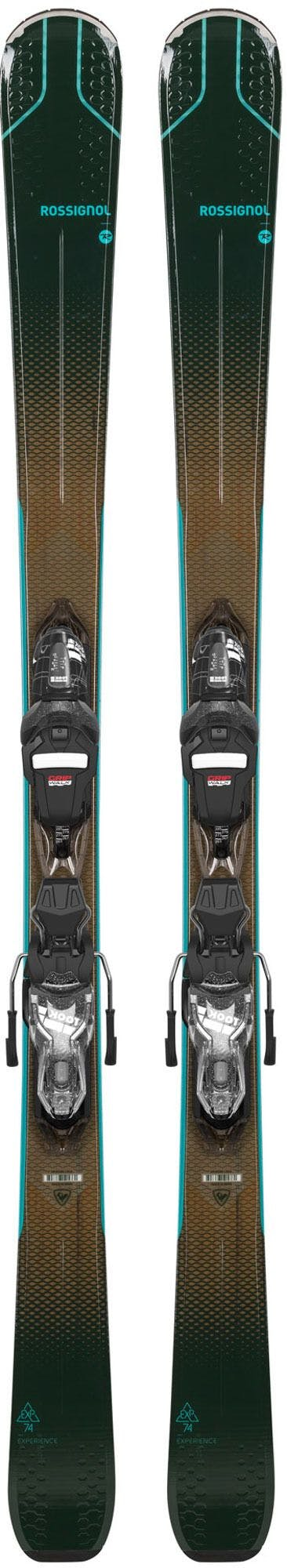 Rossignol Experience 74 Skis with Xpress Women's 10 Gw Bindings