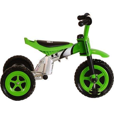 """Kawasaki Kawasaki 10"""" Tricycle Kids Bike"""