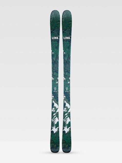 Line Pandora 84 Skis · 2021