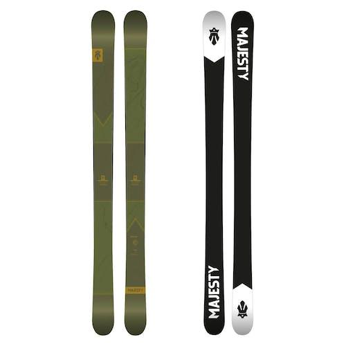Majesty Dirty Bear Skis · 2021