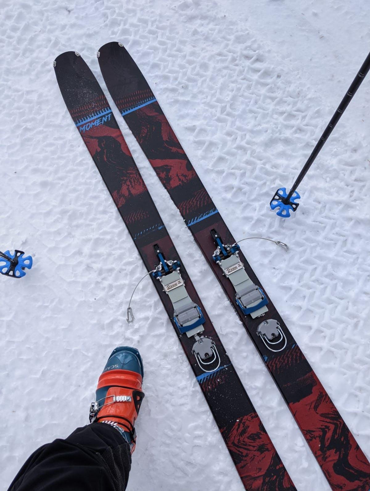 Ski Expert Carl Beach