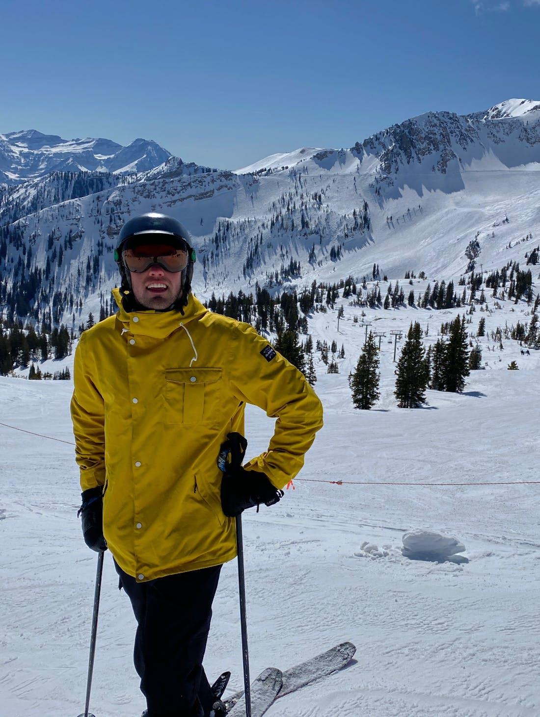Ski Expert Henry R.