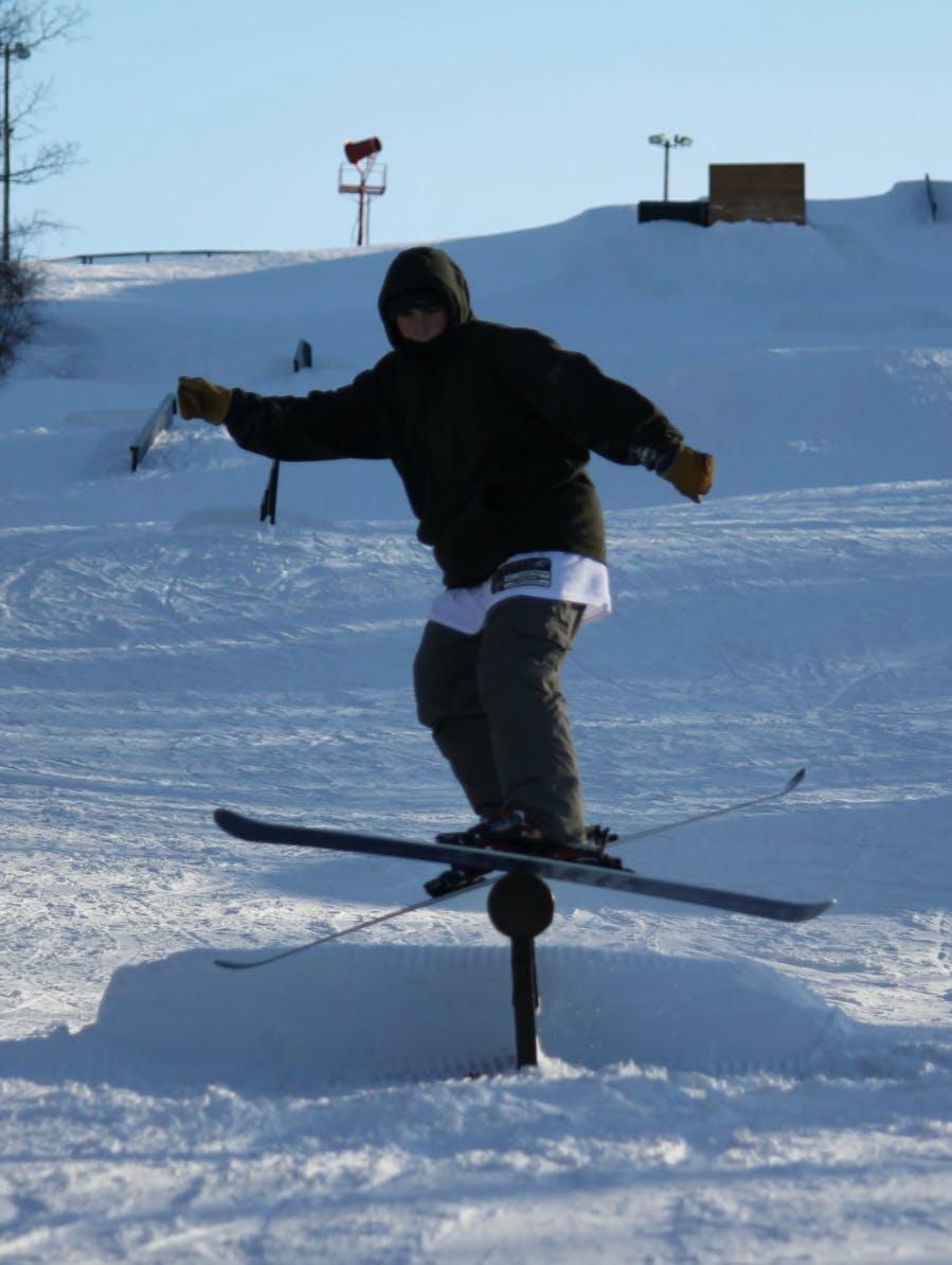 Ski Expert Henry Hebson