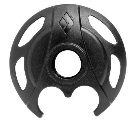 Black Diamond Alpine Z Trekking Pole Basket, Size 60mm
