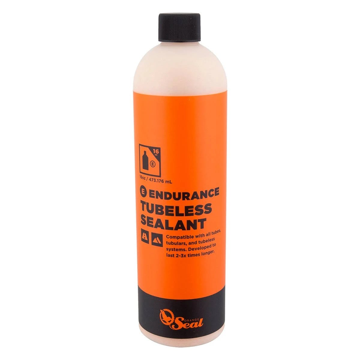 Orange Seal Endurance Tubeless Sealant 16oz Refill