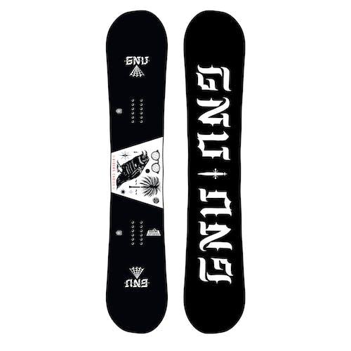 GNU Asym Riders Choice C2X Snowboard- 2020