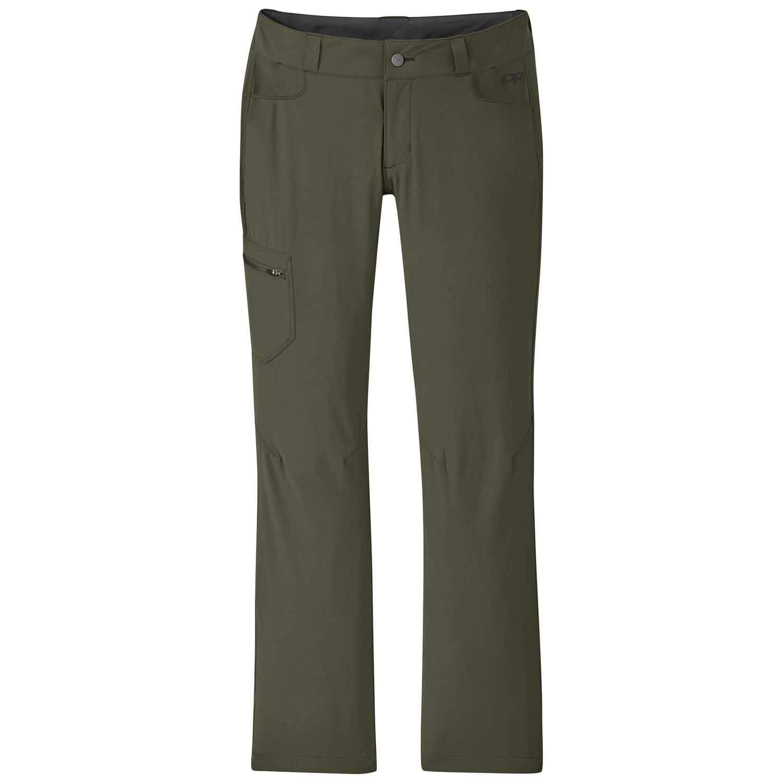 Outdoor Research Women's Ferrosi Pants - Regular in Fatigue, Size 8