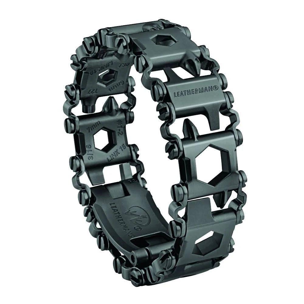 Leatherman Tread LT Black Wearable Tool