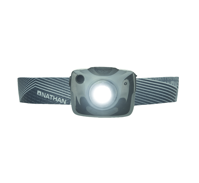 Nathan - Nebula Fire Headlamp - Steel Grey