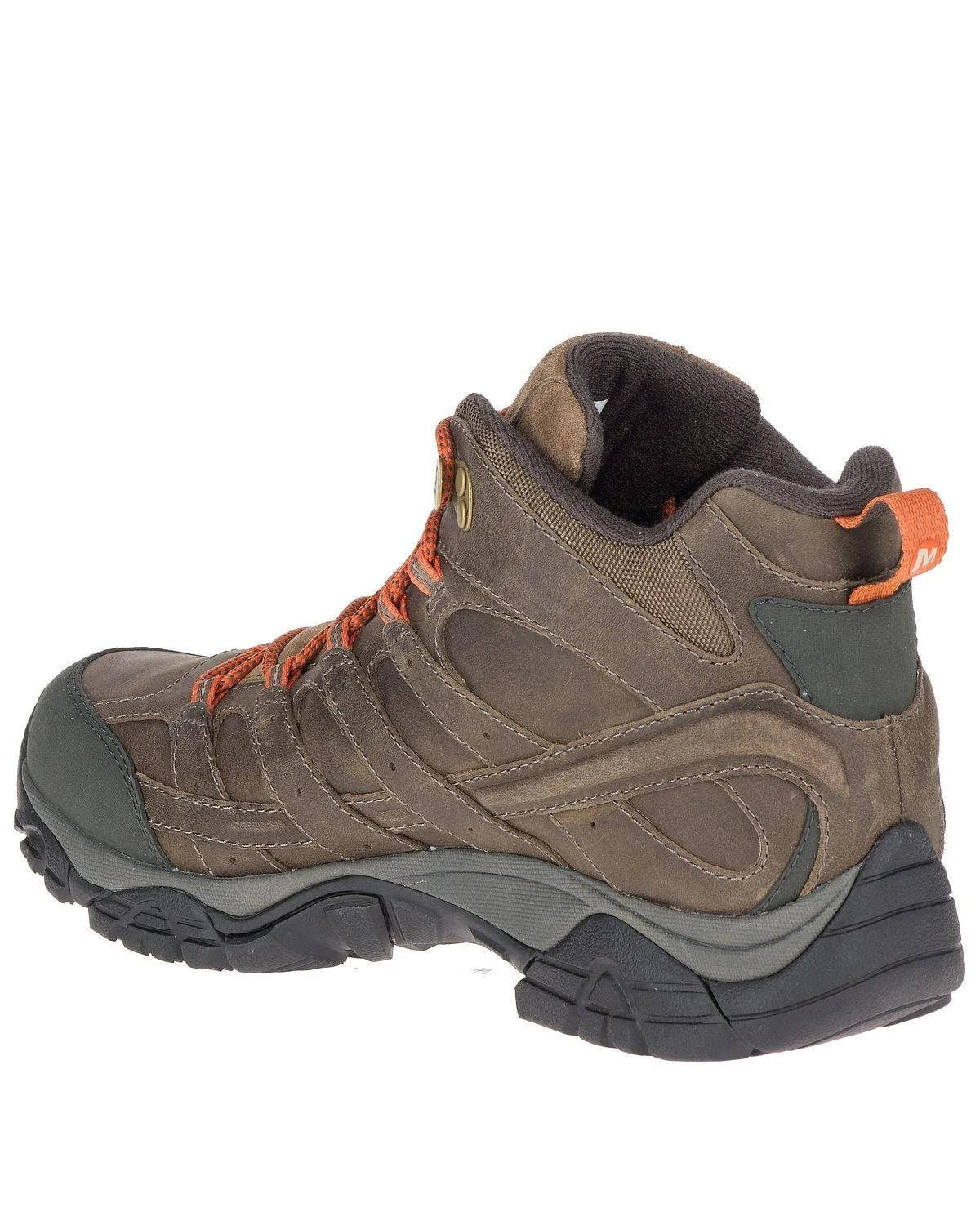 MERRELL - MOAB 2 PRIME MID WP M - 11.5 - WIDE - Canteen