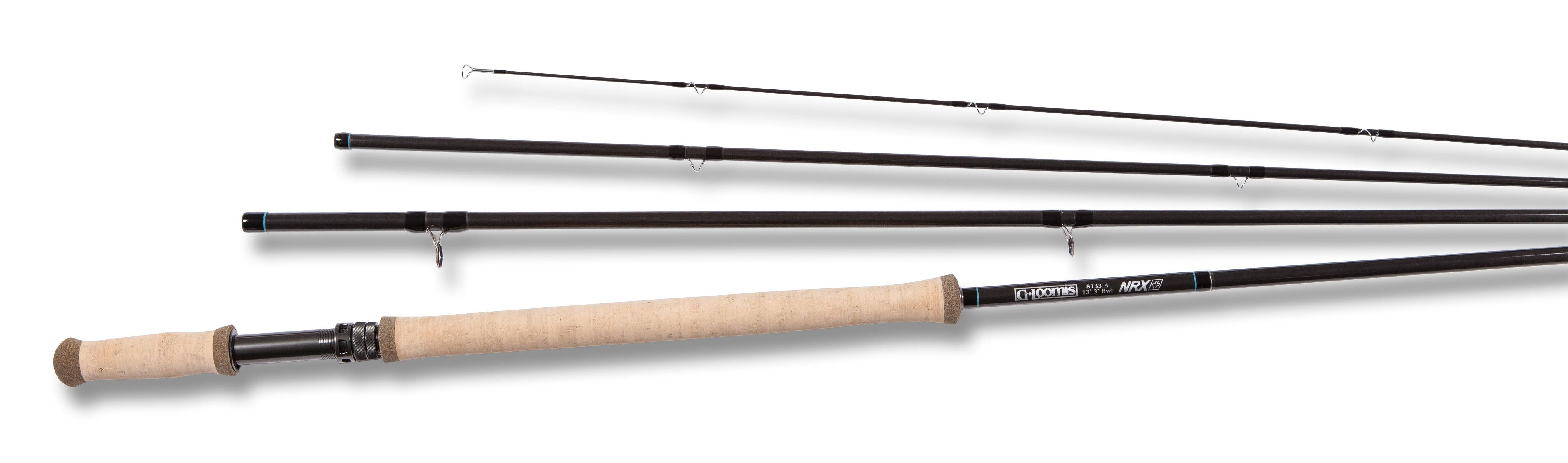 """G Loomis NRX+ Spey Rods, 6126-4 - 12'6"""" 6 Weight"""