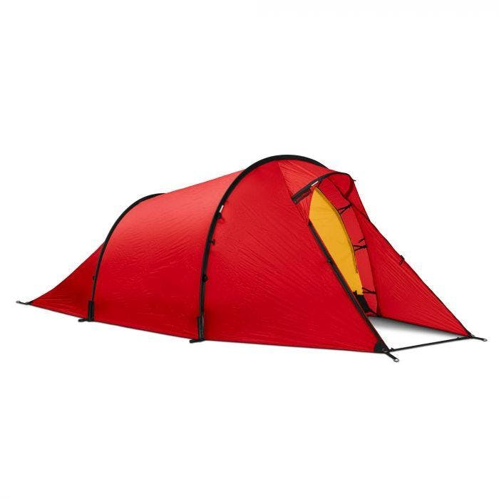 Hilleberg Nallo 3 Tent in Red