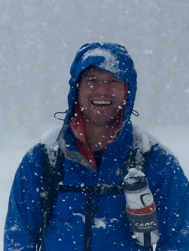 Ski Expert Christian Strachan