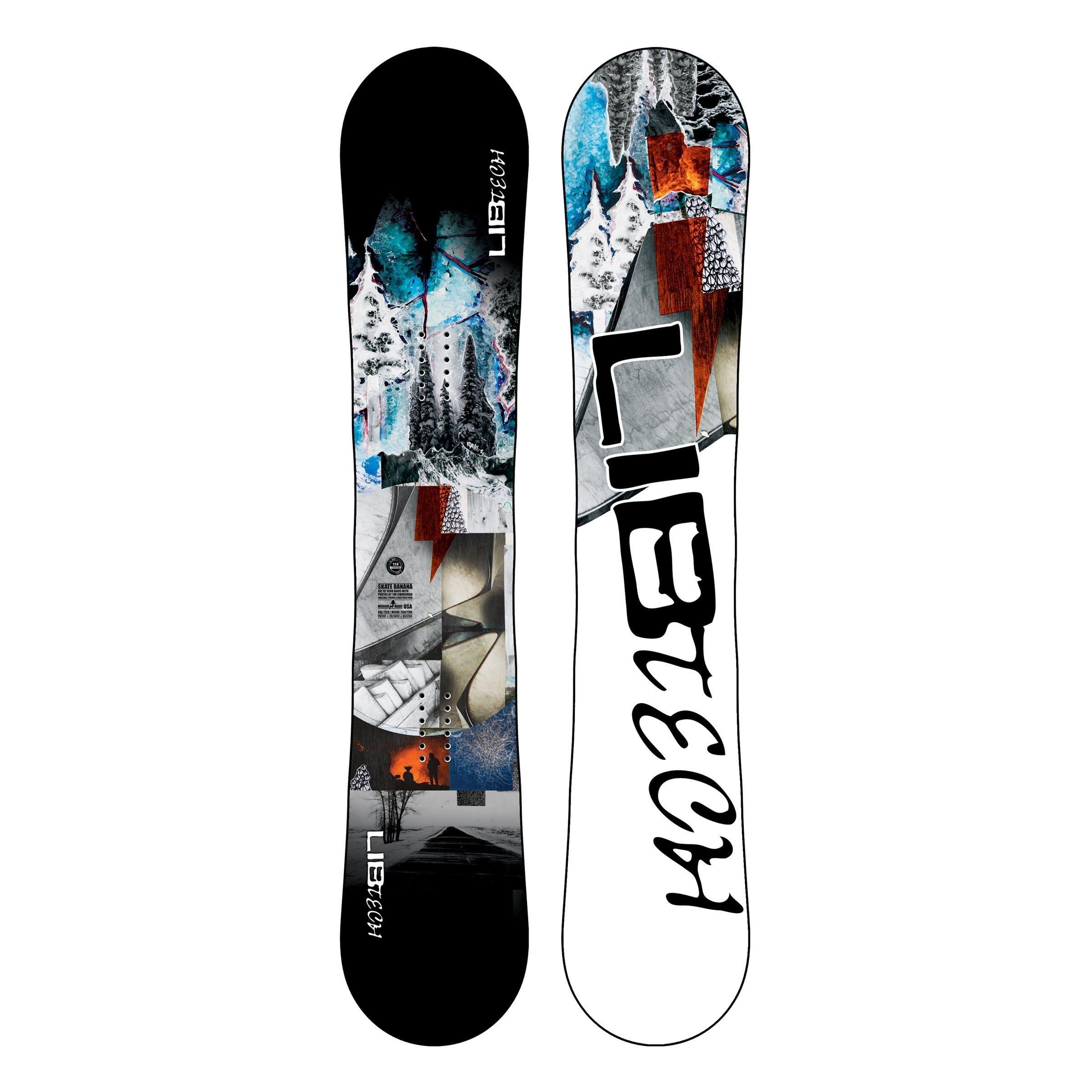 Lib Tech Skate Banana Snowboard
